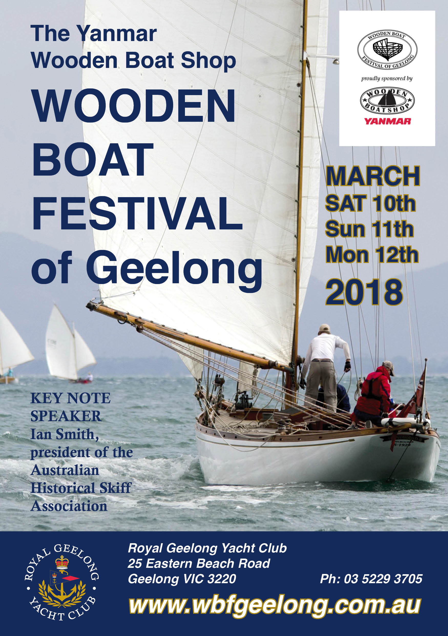 Geelong Wooden Boat 2018 A5